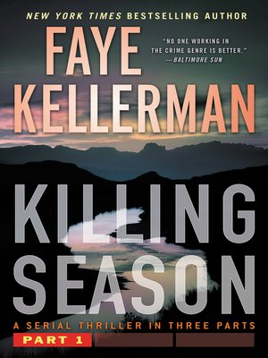 cover image of Killing Season Part 1